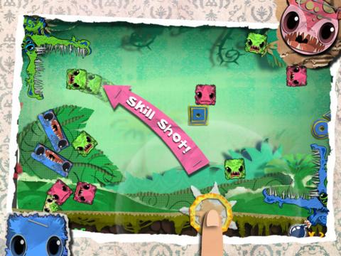 Paper Munchers HD Lite screenshot #4