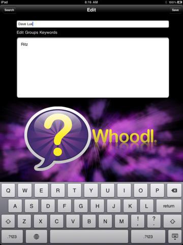 Whoodl screenshot 8