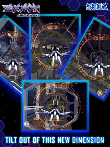 Zaxxon Escape screenshot 8