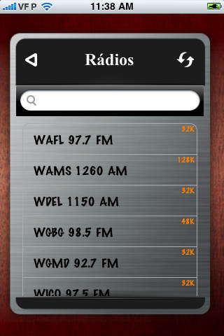 WR US Delaware Radio screenshot 2