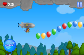 Hot Air Bloon screenshot 2