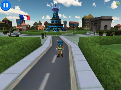 Where in the World is Monolisa? screenshot 3