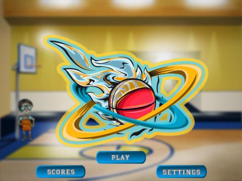 iSchool Basketball HD screenshot 1