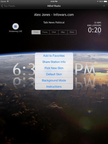 HiDef Radio Pro - News & Music Stations screenshot 10
