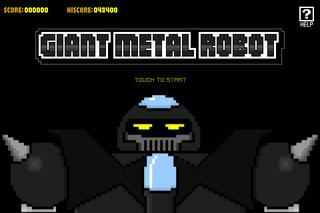Giant Metal Robot screenshot 1