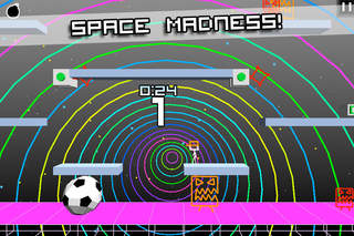 Blast Soccer screenshot #2