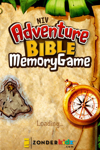 Bible Memory for Kids - Lite screenshot 1