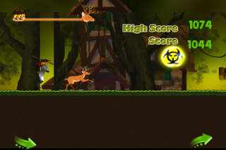 Deer Jump! Fast! screenshot 4