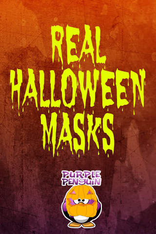 Real Halloween Masks - FREE screenshot 1