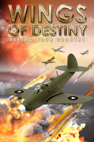 Wings Of Destiny - Battle on the Pacific screenshot 1