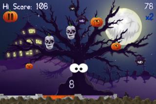Frootrees Halloween Edition screenshot #1
