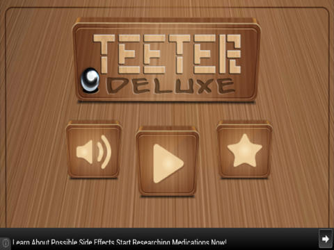 Teeter Deluxe - aTilt Labyrinth Maze Puzzle Game - 3D screenshot 6
