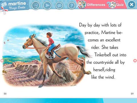 Martine : Magic books screenshot 9