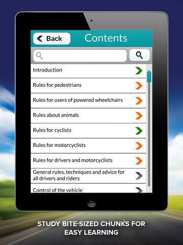 The Highway Code UK HD - Driving Test Success screenshot #2