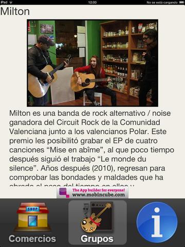 QR Music & Shop screenshot 9