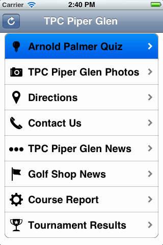 TPC Piper Glen V15 screenshot 3