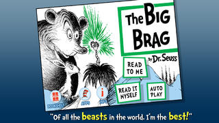 The Big Brag - Dr. Seuss screenshot 1