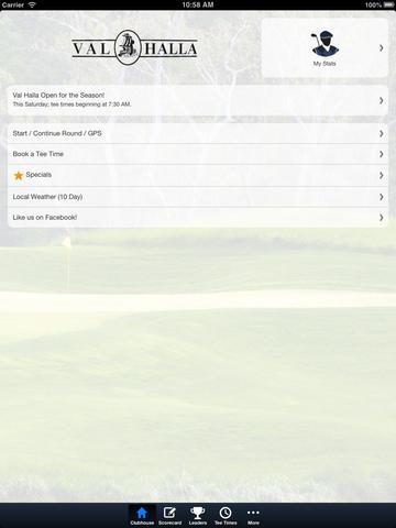 Val Halla Golf screenshot 7