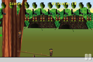 iMilitary SeeSaw screenshot 3