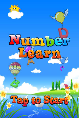 Learn 123s Free - Preschool Tools for Teaching and Learning Numbers screenshot 4