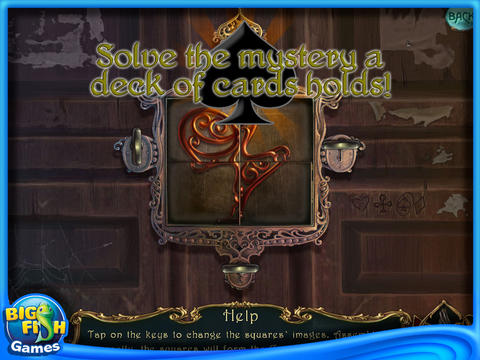 Haunted Legends: The Queen of Spades HD (Full) screenshot 5