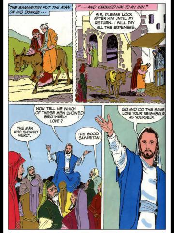 Jesus Christ - Lite  - Amar Chitra Katha Comics screenshot 6