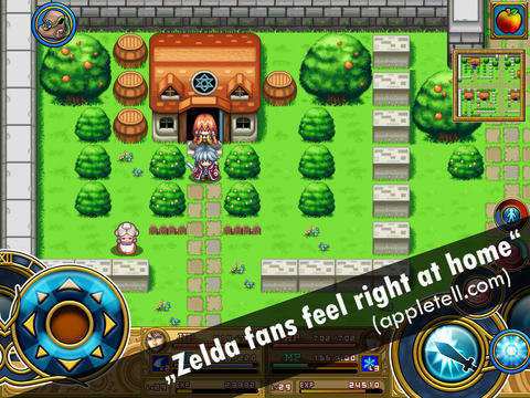 Across Age ™ HD screenshot 1