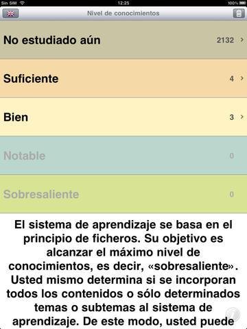 Tutorial de idiomas Jourist screenshot 6