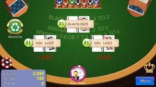 Spanish BlackJack screenshot 4