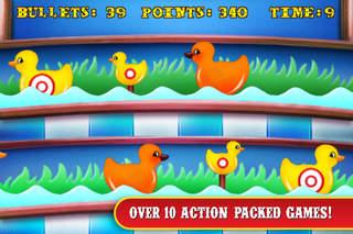 Carnival Games for iPhone screenshot 1