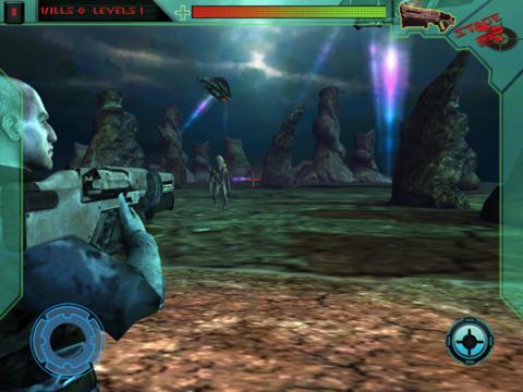Alien World HD screenshot 4