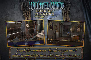 Haunted Manor: Lord of Mirrors (Full) screenshot 1
