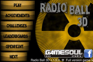 Radio Ball 3D Pro screenshot 5