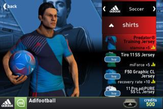 miCoach Soccer screenshot 5