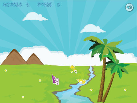 mini Monsters Attack HD screenshot 2