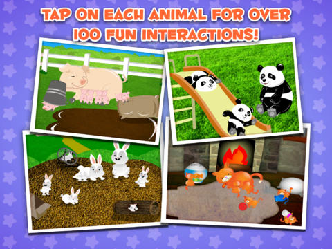 Animal Kinderland Eggs or Babies - Play with Baby Animals screenshot 9