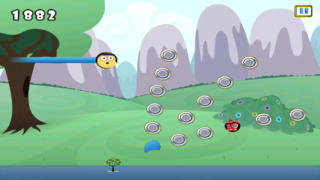 A Jump Bounce And Splat Free Game screenshot 3
