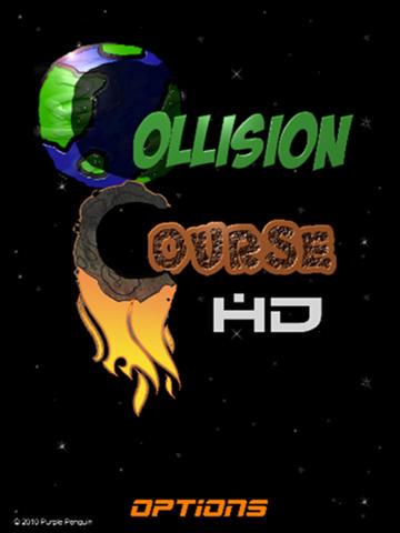 Collision Course HD screenshot 1