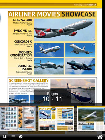 Microsoft Flight Simulator Special Magazine - V... screenshot 7