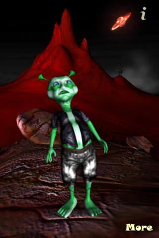 Talking Martin the Martian screenshot 5