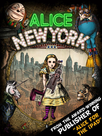 Alice in America screenshot 1