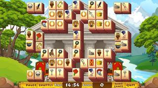 Roman Mahjong screenshot 3