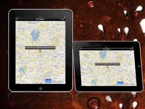 iTrack Map HD Pro screenshot 7