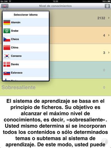Tutorial de idiomas Jourist screenshot 7