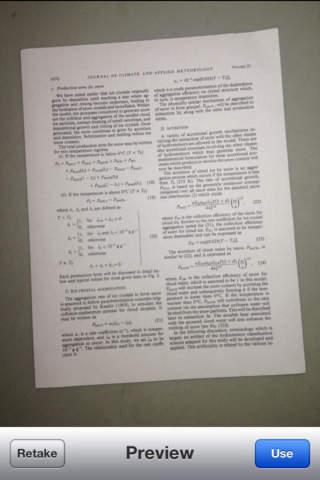 Scan Smart - fast hand held document scanning app - náhled