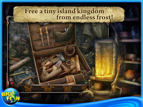 Love Chronicles: The Sword and the Rose HD - A Hidden Object Adventure screenshot 1