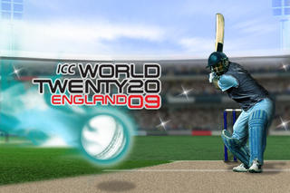 CRICKET ICC WORLD TWENTY 20 ENGLAND 09 screenshot 1