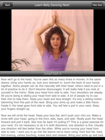 Learn Belly Dancing Now! screenshot 10
