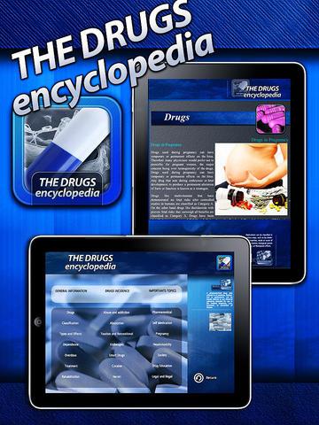 Drugs Encyclopedia screenshot 2