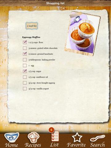Christmas Muffins & Holiday Cupcakes - Recipes screenshot 9